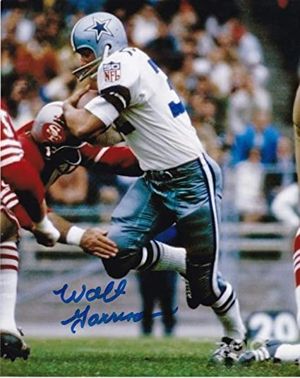 d947543702a Walt Garrison Dallas Cowboys Autographed Signed 8x10 Photo - Certified  Authentic