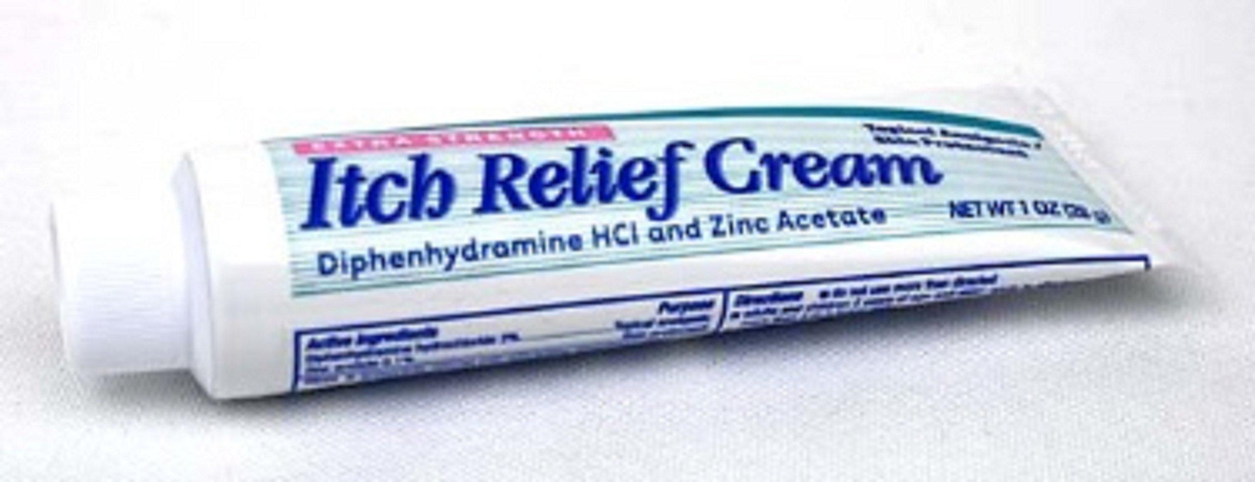 Perrigo Company - Itch Relief - 2% Strength - Cream - 1 oz. - Tube-McK