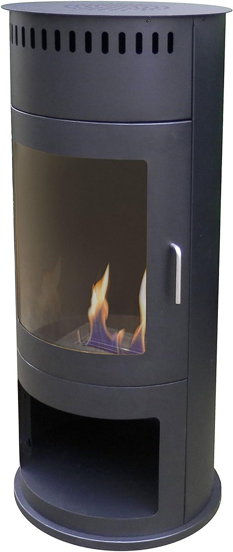 PURLINE Estufa de bioetanol con Llama Regulable sin instalación BESTFIRE