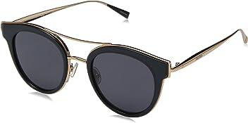 Max Mara Womens Mm Ilde Iv Polarized Oval Sunglasses GREY 48 mm