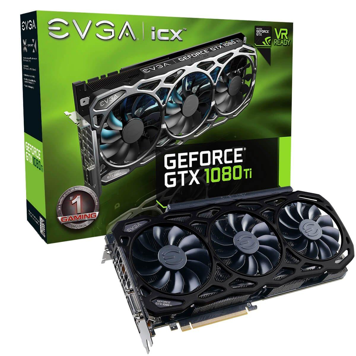 海外並行輸入正規品 EVGA EVGA GeForce GTX 1080 Ti SC Boost B075N2897W Black Edition GAMING, 11GB GDDR5X, iCX Cooler & LED, Optimized Airflow Design, Interlaced Pin Fin Graphics Card 11G-P4-6393-KR B075N2897W Real Boost Clock: 1683 MHz Real Boost Clock: 1683 MHz|FTW3 ブラック, 北海道フードファクトリー:39a46dff --- mcrisartesanato.com.br