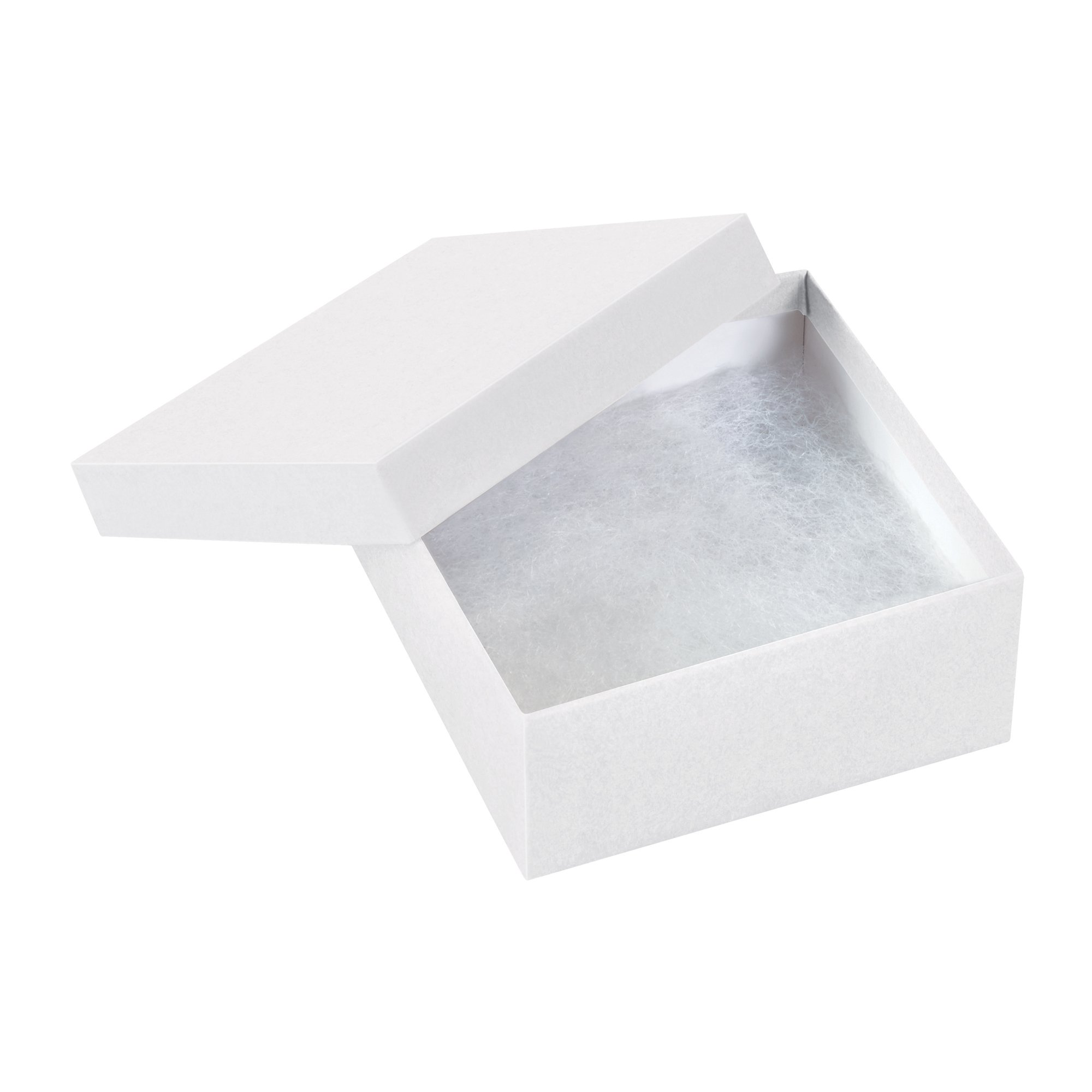 Boxes Fast BFJB3312W Jewelry boxes, Load Capacity, 3.5'' Length, 3.5'' width, 1.5'' Thick,, White ( 00)