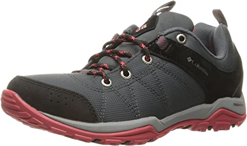 Columbia Femme Chaussures Casual, FIRE VENTURE TEXTILE