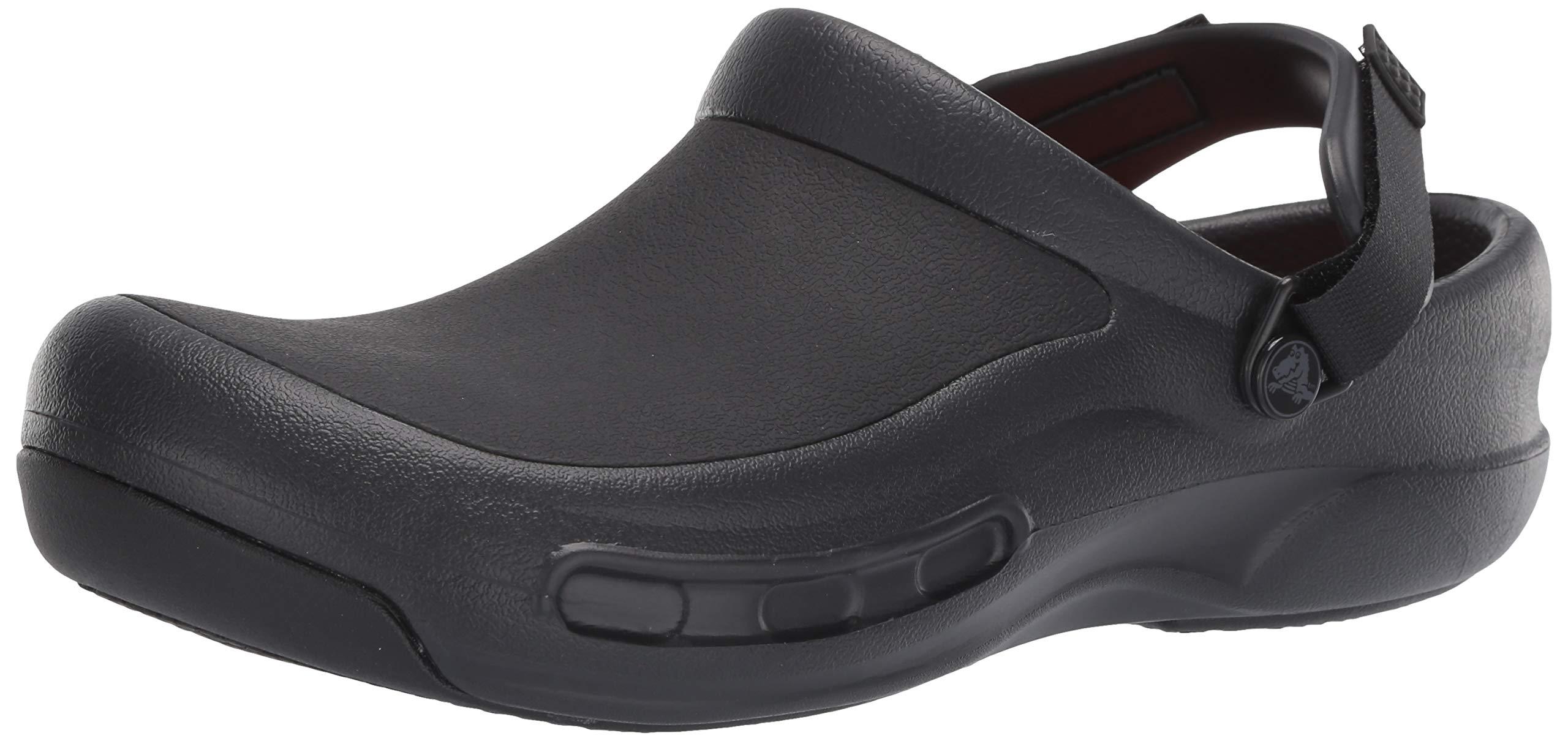 Crocs Bistro Pro LiteRide Clog Black 4