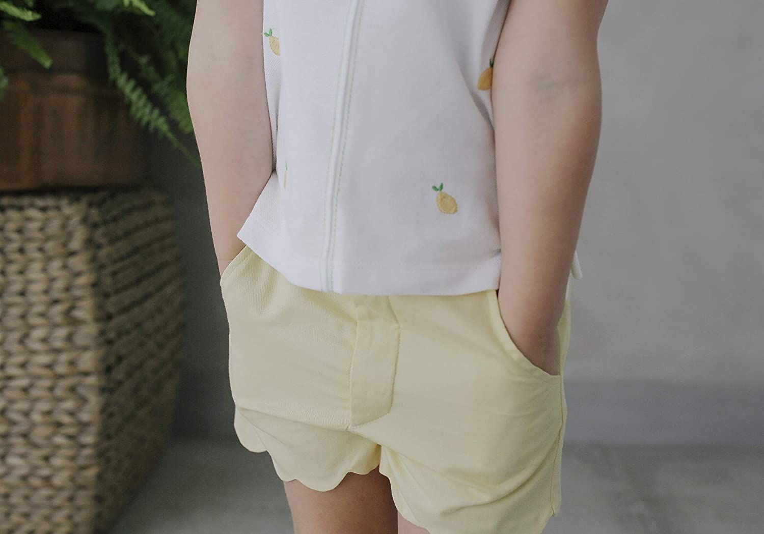 Embroidered Suzy Top