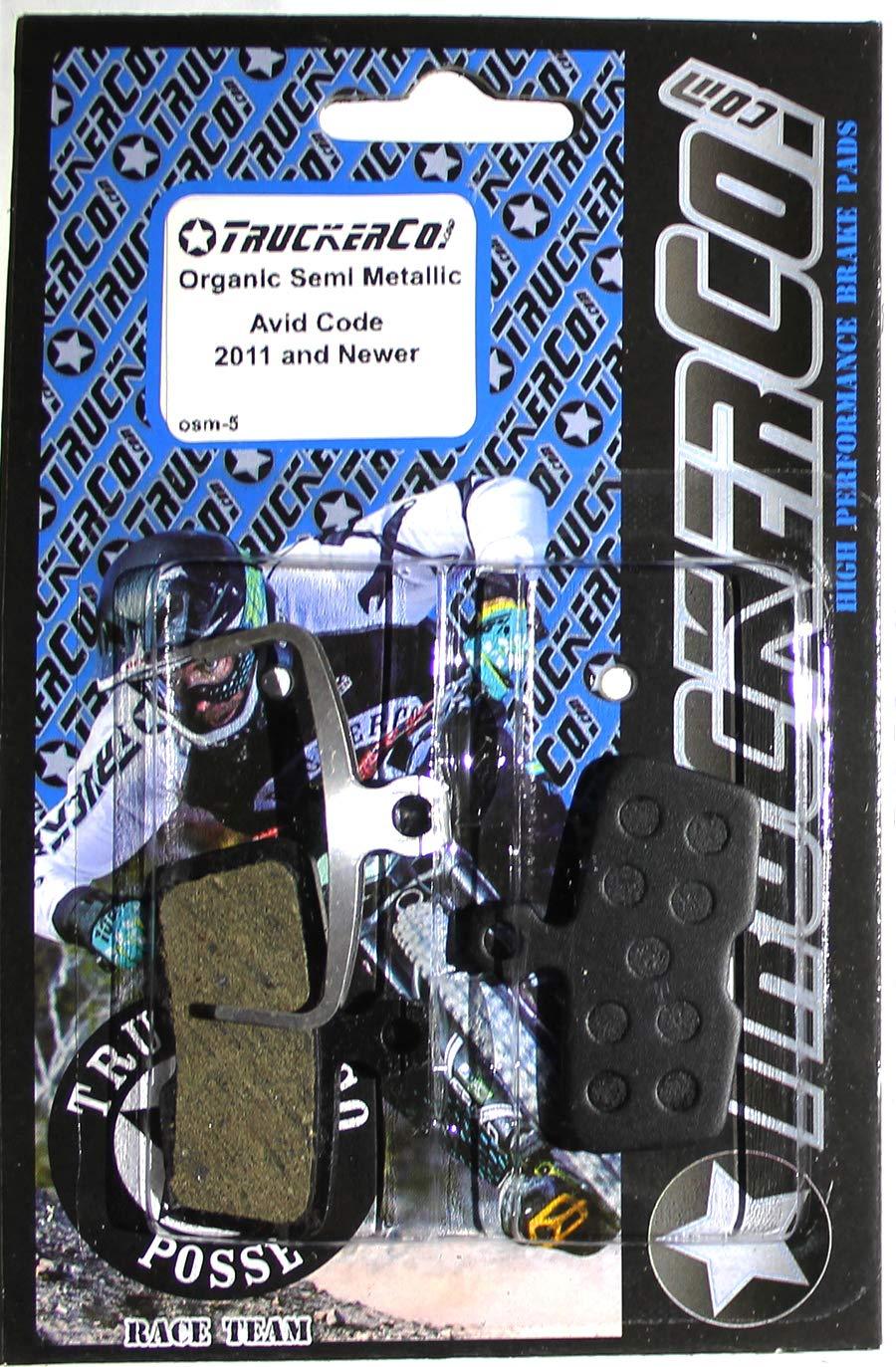 SRAM//Avid Code Code RSC Code r Metallic Disc Brake Pad Pair