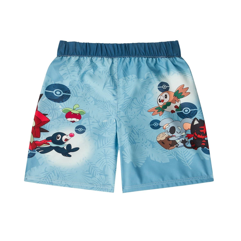 Licensed Boys Pokemon Swim Shorts