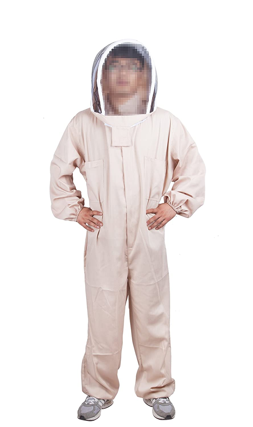 Novo Bee X-Large Protective Clothing,Bee Proof Suits Alize Professional Bee  Keeper's Suit: Amazon.in: Industrial & Scientific