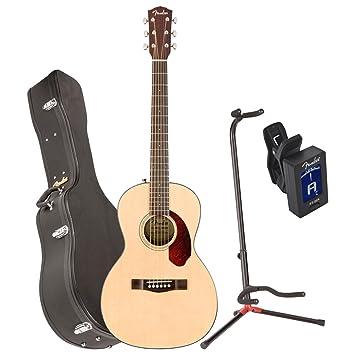 Fender 0962712221 cp-140se Nat WC acústica guitarra eléctrica w ...