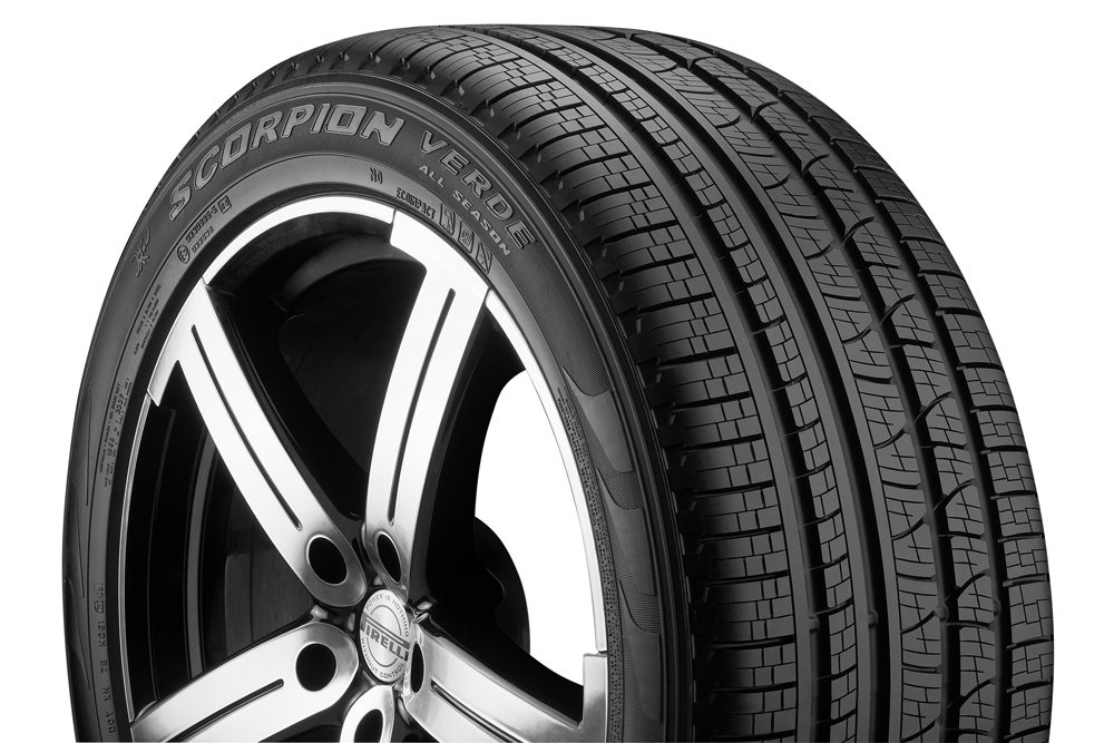 235//50//R18 97V Pirelli Scorpion Verde All-Season 4x4 B//C//71 Pneu Toutes Saisons