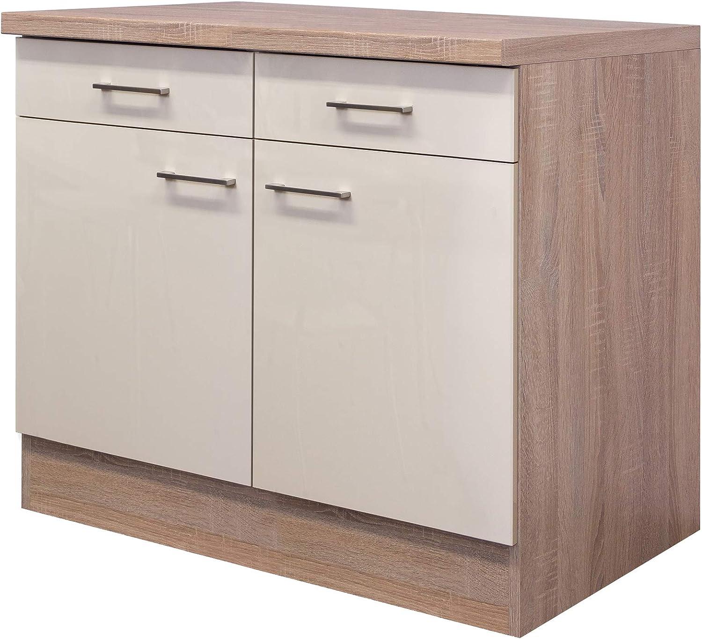Amazon.de: Flex-Well Unterschrank NEPAL - Küchenschrank - 13-türig