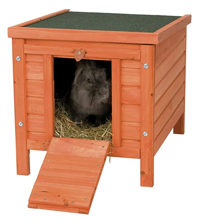 Trixie Caseta Natura Conejos, 60 x 47 x 50 cm: Amazon.es: Productos para mascotas