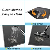 Pieviev Cat Litter Mat Litter Boxes Trapper Mat
