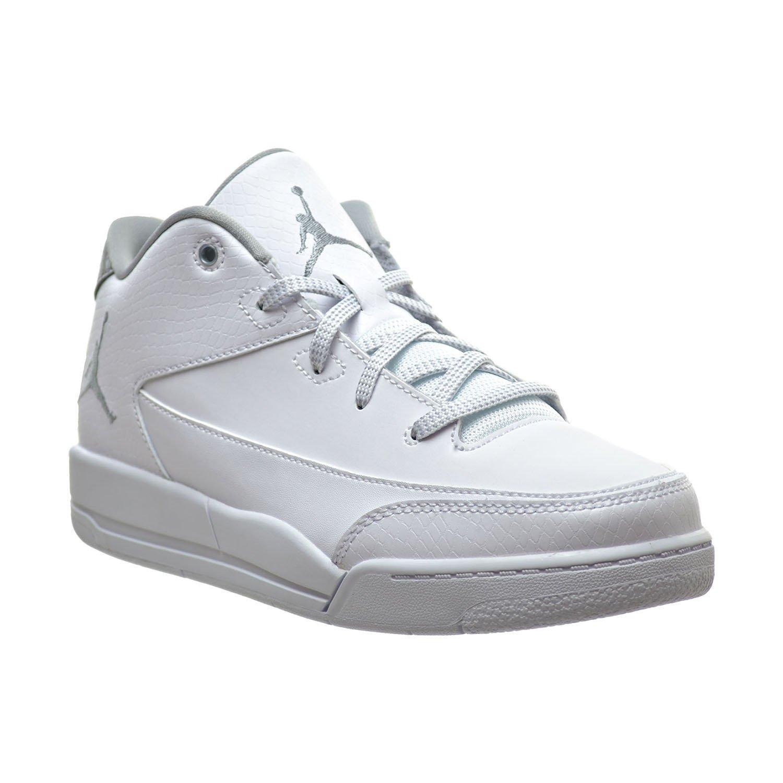 Jordan Flight Origin 3 BP Little Kids Shoes White//Silver 820247-100