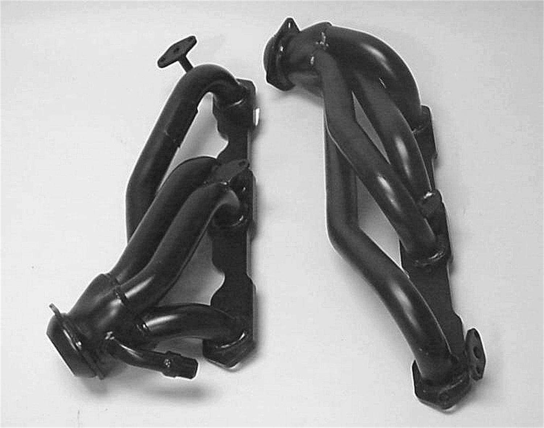 PaceSetter 70-1332 Black Shorty Exhaust Header