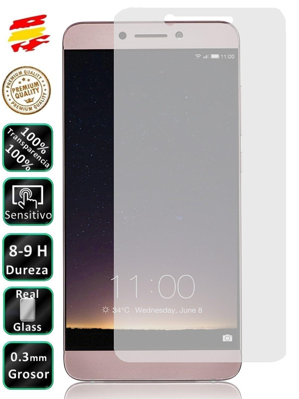 Movilrey Protector para Letv Le2 X620 4G Cristal Templado de Pantalla Vidrio 9H para movil: Amazon.es: Electrónica