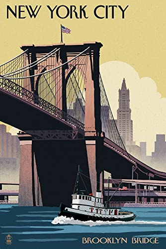 New York Canvas Wall Art