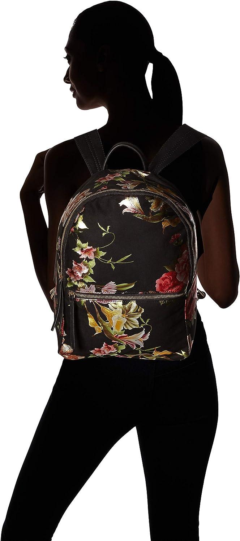 Schwarz 13x15x25 cm Black PIECES Damen Pcfelice Backpack Dc Rucksackhandtasche
