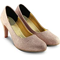 Cattz Women's Multi Colored 3 Inch. Kitten & Pencil Heels