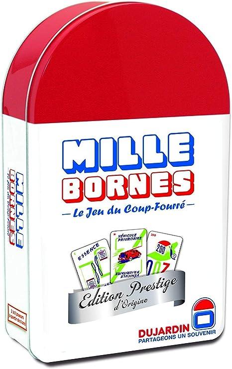 Dujardin 59055 1000 Bornes Edition Especial - Juego de Mesa ...