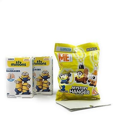 Amazon.com: Vendas adhesivas sin látex para Minions ...