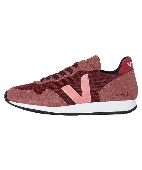 Veja Zapatillas Mujer SDU Pixel Burdeos 36 RUW0011557: Amazon.es: Zapatos y complementos