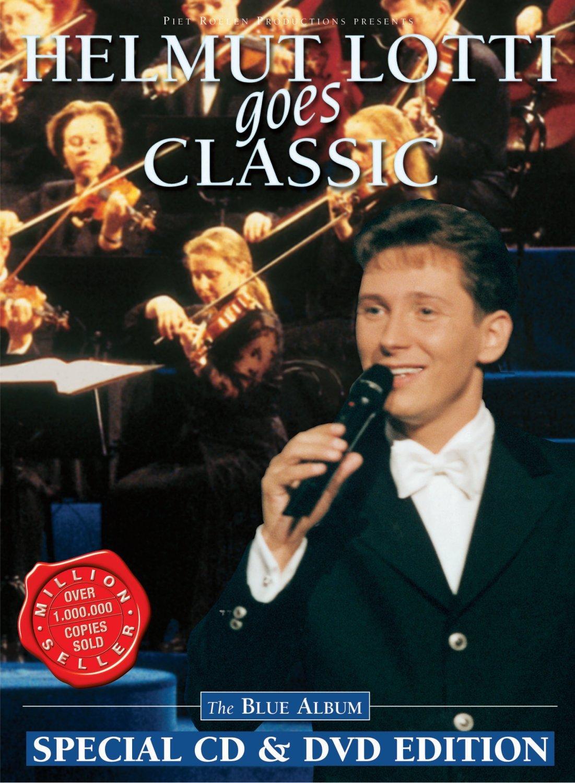 Helmut Lotti // The Blue Album [Special CD & DVD Edition]