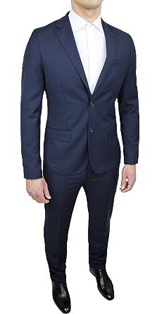 size 40 f9d70 9b598 Festlicher Herren-Anzug, Blau, Slim-Fit (schmale Passform ...