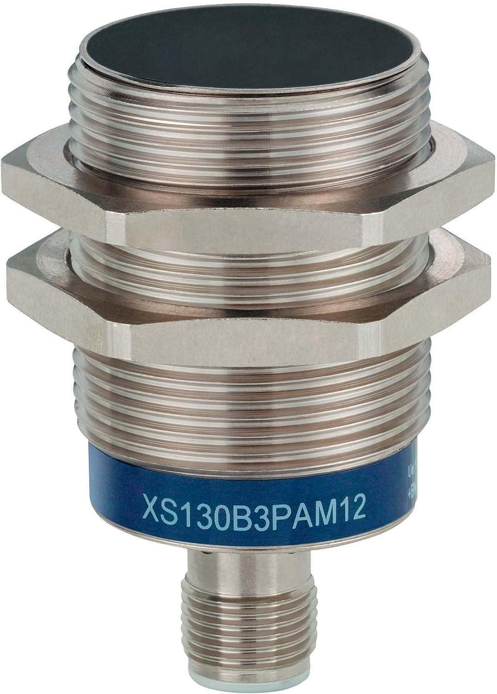 TELEMECANIQUE PSN–det 3006–Sensore prossimità cilindrico metallico/A 3H NPN M30Contatto chiuso funzione psn - det 30 06
