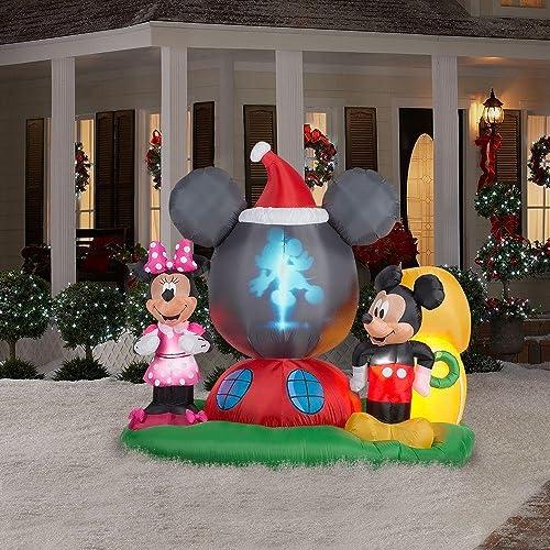 Disney Inflatables Christmas: Amazon.com