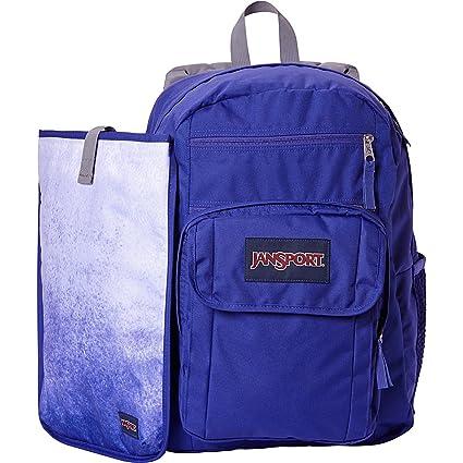Amazon.com  JanSport Digital Student Laptop Backpack- Sale Colors (Ink  Wash)  Garden   Outdoor de6e8a2b413b1