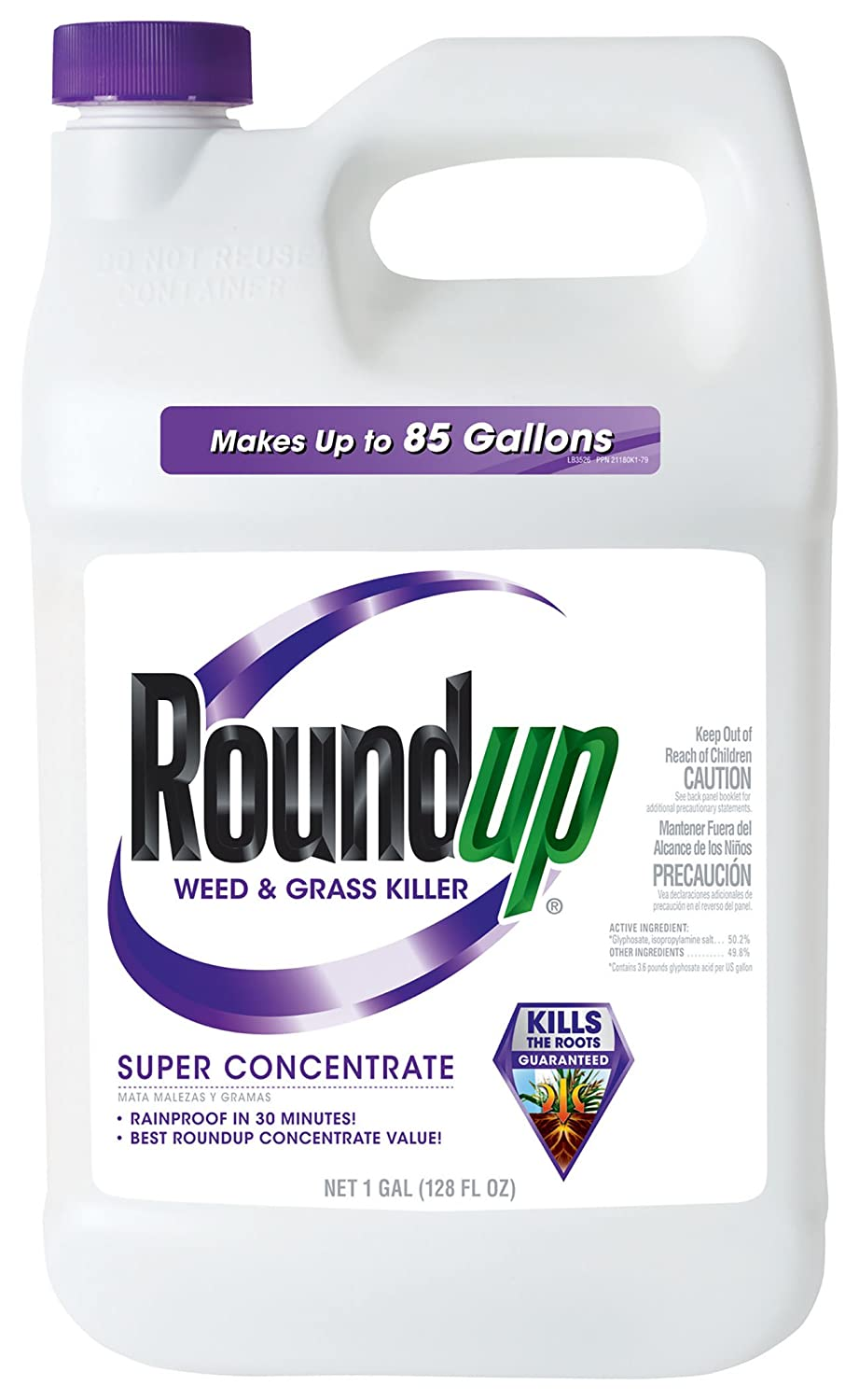 Roundup- Weed and Grass Killer Super Concentrate
