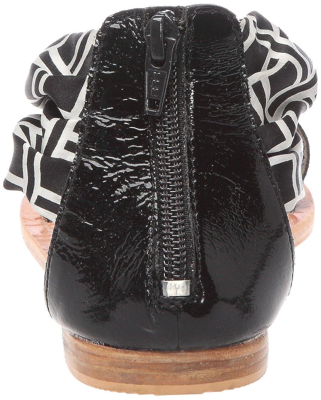 Farbes of California HCU325, Damen Schwarz Sandalen Schwarz Damen (Noir) a9a2b0