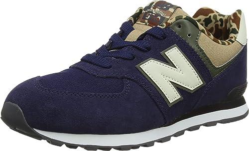 New Balance Kids/' 574V1 Lace-Up Sneaker
