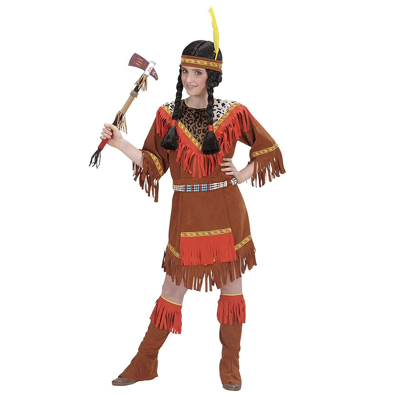 Widmann - Disfraz para niño India, talla 158 (58738): Amazon.es ...
