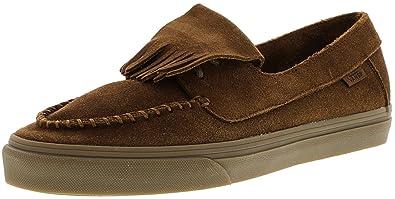 28c2103dd4 Vans Women s Chauffette MOC Monks Robe Shoes Size 6