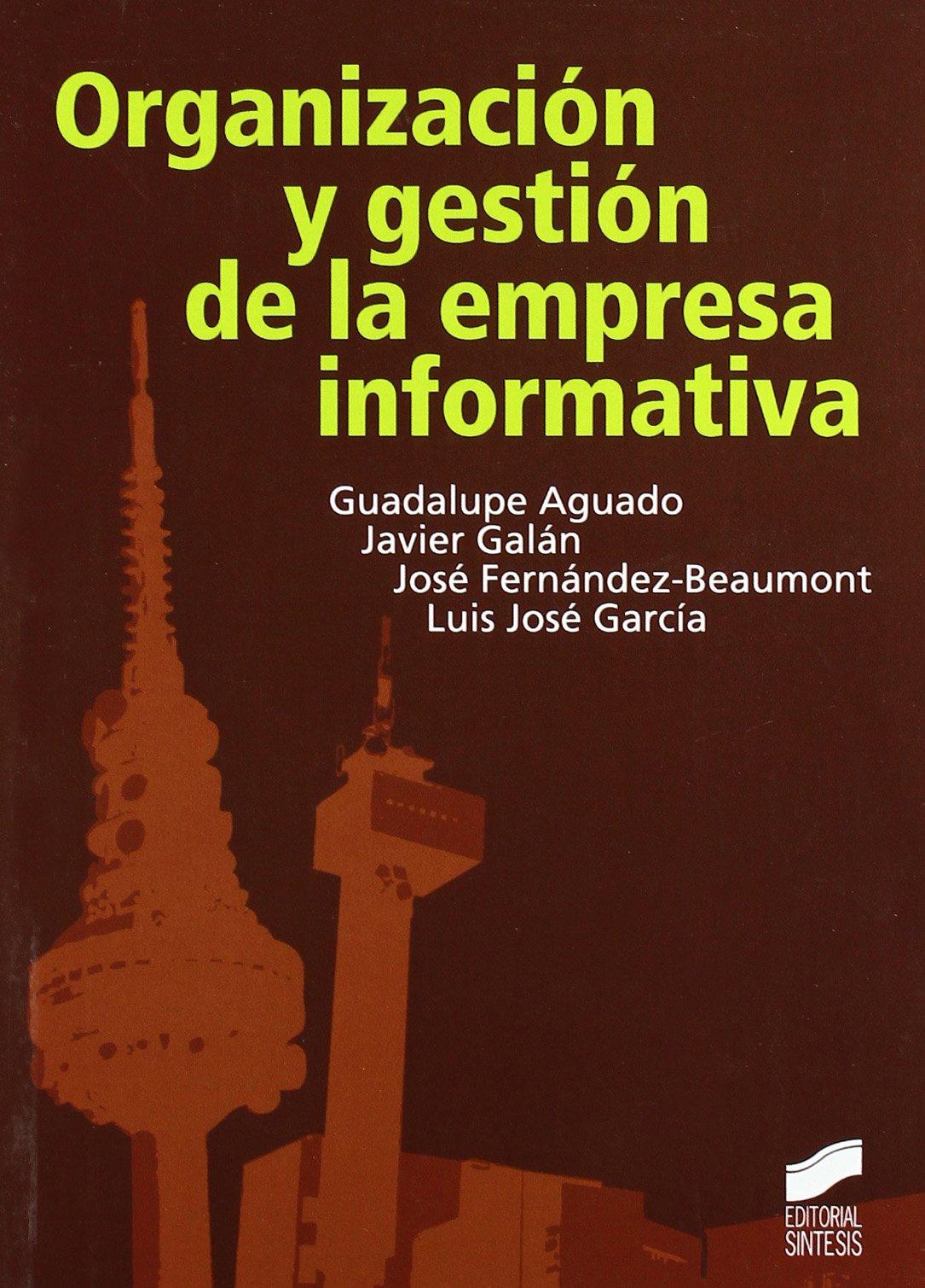 Organizacion Y Gestion De La Empresa Informativa The Media