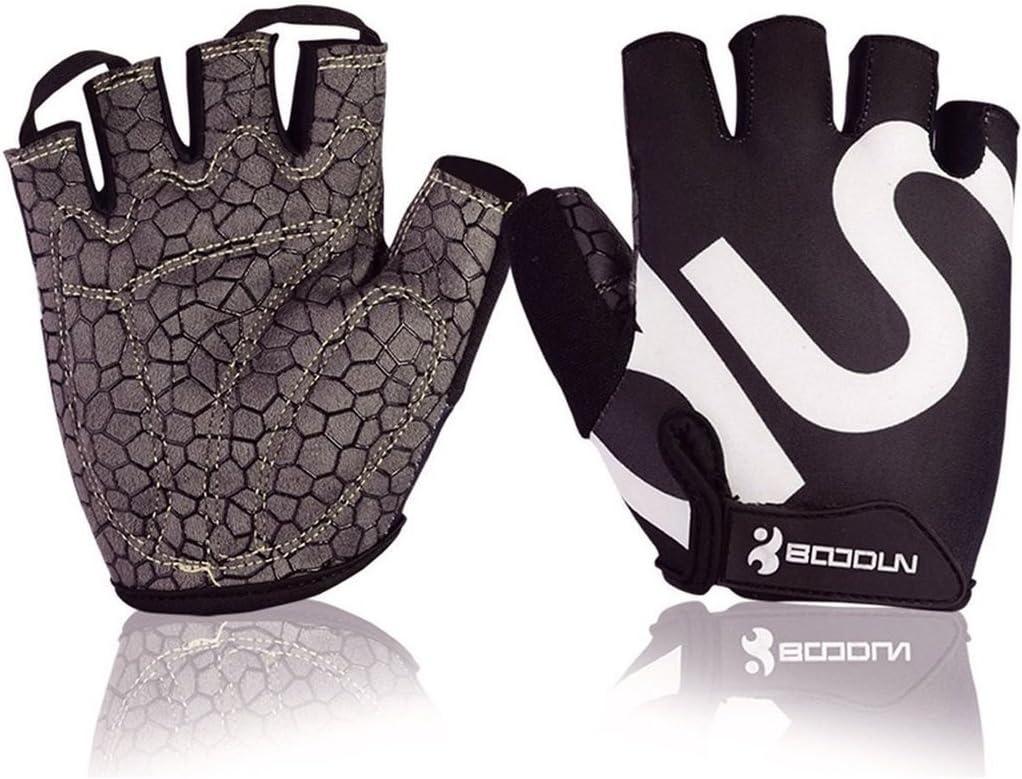 Sports Bike Bicycle Cycling Gloves Half Finger Gel Pad MTB Road Racing Men Women
