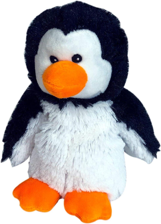 Warmies - Pingüino de peluche con aroma a lavanda francesa para ...