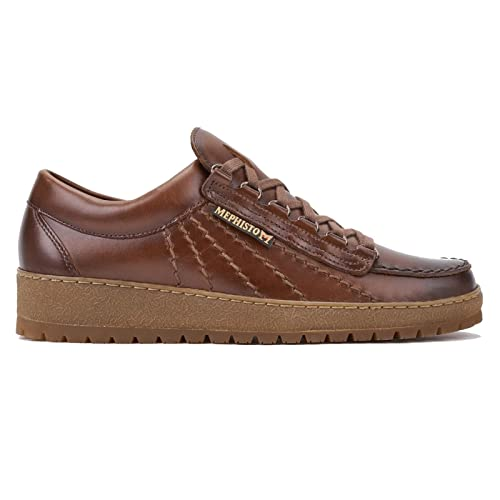 Men s Mephisto Rainbow Lace-Up Leather Shoes (10.5 UK 34ff4778af8