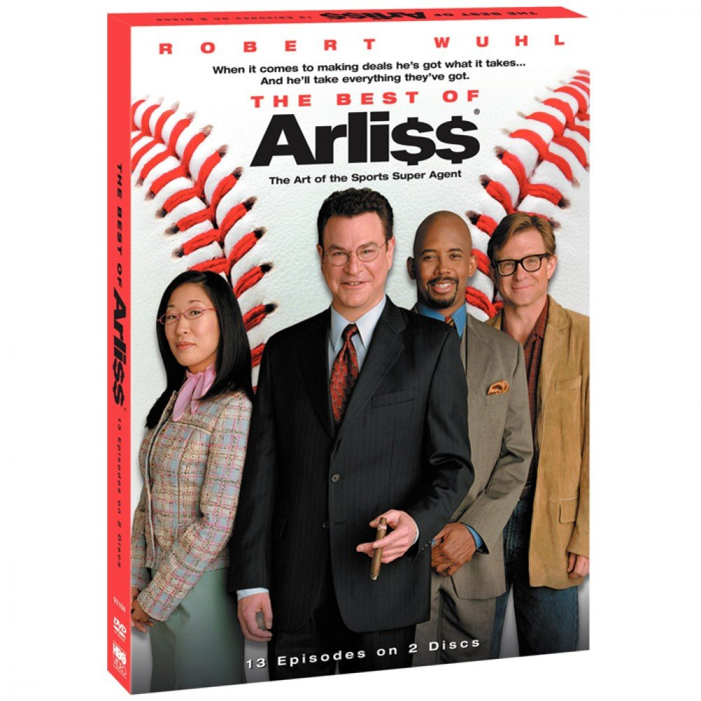 The Best Of Arliss: Volume 1 DVD