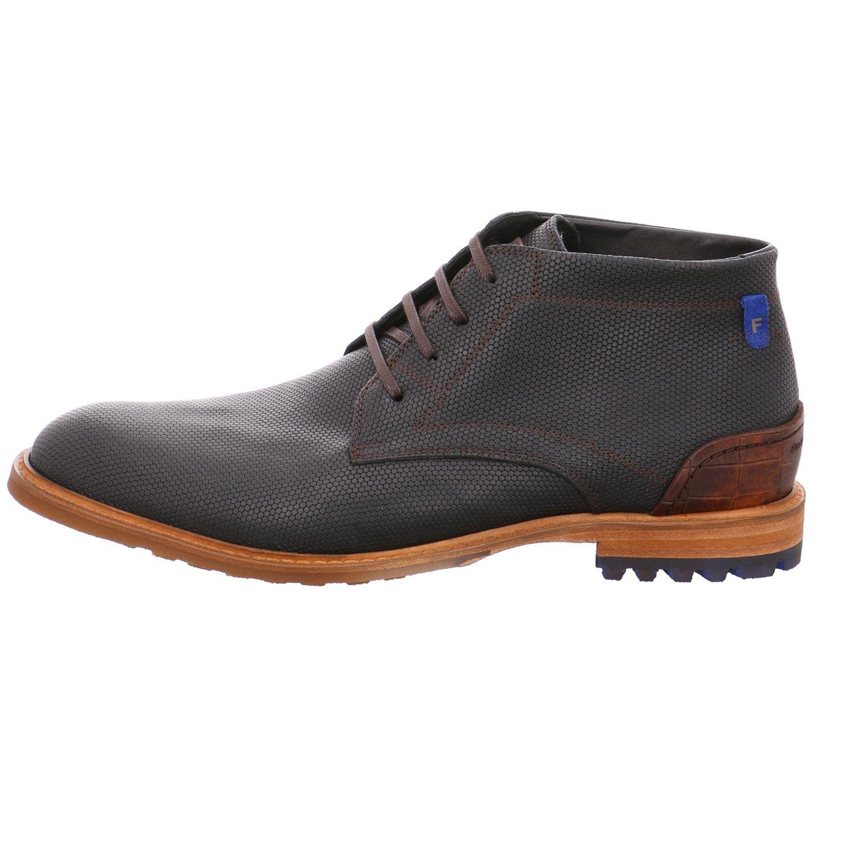 ed464dbd68 Floris van Bommel Men s 10907-00 Lace-Up Flats Black Size  11   Amazon.co.uk  Shoes   Bags