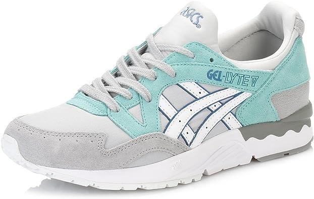 Asics Gel Lyte V Light Grey/White H6S5L1301, Deportivas
