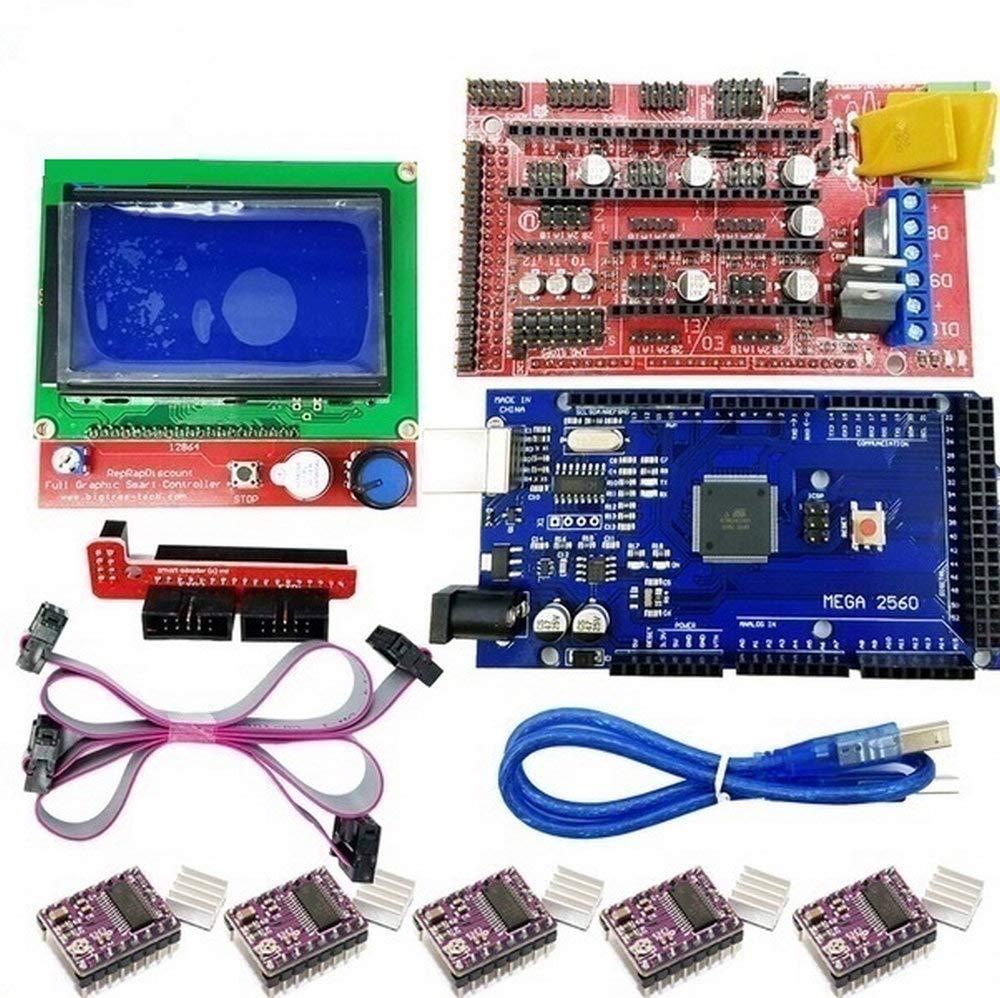 UsongShine Kit de controlador de impresora 3D para Arduino ...