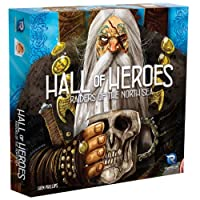 Renegade Game Studios Current Edition Raiders of The North Sea Hall of Heroes Board Game