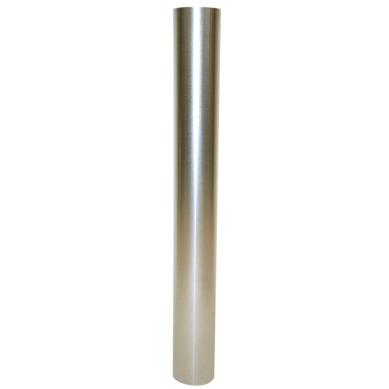 Tapa contra la lluvia para estufas de le/ña Kamino Techo protector para tubos de chimenea Protector para conducto de humos Flam // /Ø 120 mm resistente a altas temperaturas