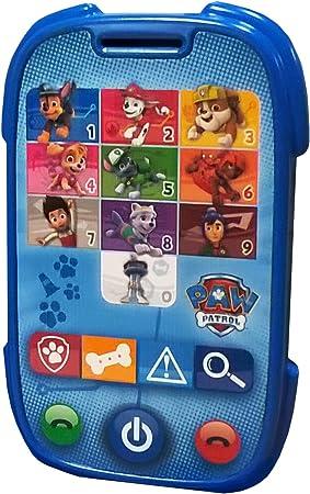 Amazon.es: Paw Patrol Patrulla Canina, Juego Educativo Tipo Smartphone (Cefa Toys 00475)