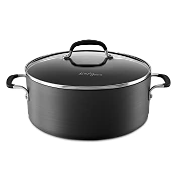 Simply Calphalon 1776660 7-quart Dutch Oven