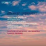 London Symphony Orchestra: American Symphonies