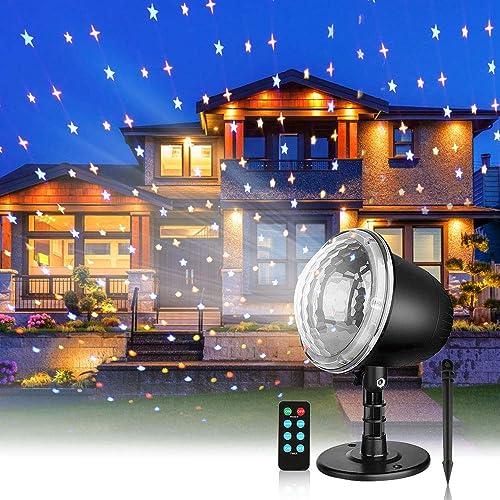 Star Night Light Projector